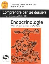 Souvent acheté avec Endocrinologie-métabolique-diabétologie en 1000 questions isolées, le Endocrinologie