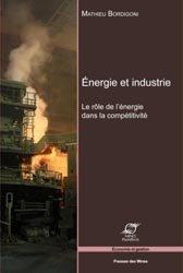 Dernières parutions sur Production industrielle, Énergie et industrie