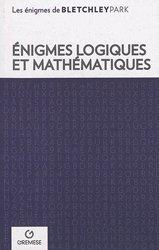 Dernières parutions sur Jeux mathématiques, Enigmes logiques mathématiques