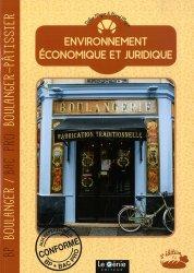 Dernières parutions sur Etudes hôtellerie restauration, Environnement économique et juridique