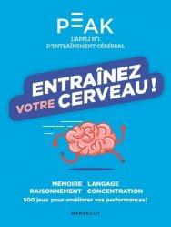 Dernières parutions sur Développement de la mémoire, Entraînez votre cerveau avec Peak