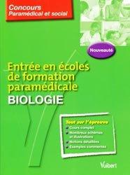 Souvent acheté avec Stratégie pour réussir le résumé de texte, le Entrée en écoles de formation paramédicale Biologie