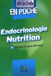 Souvent acheté avec Infectiologie, le Endocrinologie Nutrition