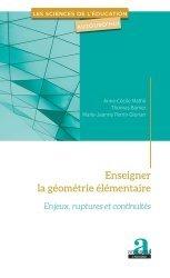 Dernières parutions sur Géométrie, Enseigner la géométrie élémentaire