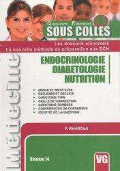 Dernières parutions dans Sous colles, Endocrinologie - Diabétologie - Nutrition