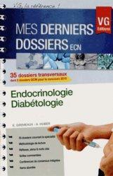 Souvent acheté avec Dossiers indifférenciés, le Endocrinologie - Diabétologie