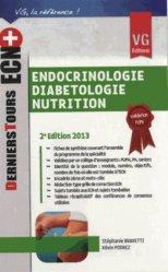 Souvent acheté avec Nutrition, le Endocrinologie https://fr.calameo.com/read/000015856c4be971dc1b8