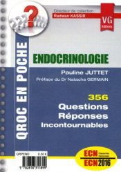 Souvent acheté avec Pneumologie, le Endocrinologie