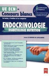 Dernières parutions dans , Endocrinologie, diabétologie, nutrition