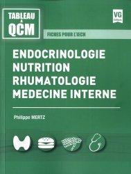 Souvent acheté avec Endocrinologie-métabolique-diabétologie en 1000 questions isolées, le Endocrinologie, nutrition, rhumatologie, médecine interne