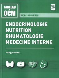 Dernières parutions sur Rhumatologie ECN / iECN, Endocrinologie, nutrition, rhumatologie, médecine interne