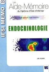 Souvent acheté avec Hygiène, le Endocrinologie