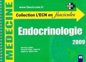 Souvent acheté avec Ophtalmologie, le Endocrinologie