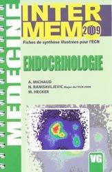 Souvent acheté avec ORL Stomatologie Ophtalmologie, le Endocrinologie