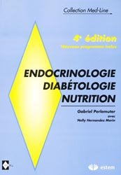 Souvent acheté avec Endocrinologie, le Endocrinologie Diabétologie Nutrition