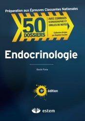 Souvent acheté avec Dossiers transversaux 1, le Endocrinologie