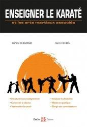 Dernières parutions sur Karaté, Enseigner le karaté et les arts martiaux associés majbook ème édition, majbook 1ère édition, livre ecn major, livre ecn, fiche ecn
