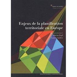 Dernières parutions dans Espace en société, Enjeux de la planification territoriale en Europe