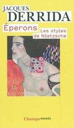 Dernières parutions dans Champs Essais, Eperons