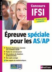Dernières parutions dans Étapes Formations Santé, Epreuve spéciale pour les AS/AP- Concours IFSI 2015