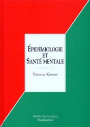 Dernières parutions dans Psychiatrie, Épidémiologie et santé mentale livre médecine 2020, livres médicaux 2021, livres médicaux 2020, livre de médecine 2021