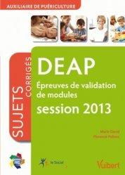 Souvent acheté avec Mémo-fiches AP . Modules 1 à 8, 3e édition, le Epreuves de validation de modules DEAP