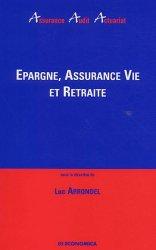 Dernières parutions dans Assurance Audit Actuariat, Epargne, assurance vie et retraite