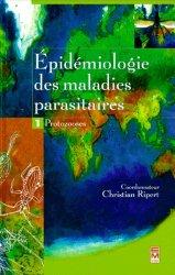 Souvent acheté avec Mycologie médicale, le Épidémiologie des maladies parasitaires 1 Protozooses