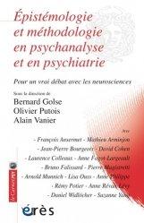 Dernières parutions dans Le carnet Psy, Epistémologie et méthodologie en psychanalyse et en psychiatrie : pour un vrai débat avec les neurosciences