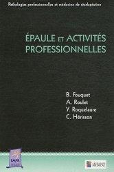 Souvent acheté avec Guide d'isocinétisme, le Épaule et activités professionnelles