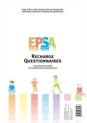 Dernières parutions sur Ergothérapie - Psychomotricité - Podologie, EPSA - recharges