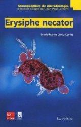 Dernières parutions dans Monographies de microbiologie, Erysiphe necator