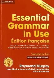 Dernières parutions dans Essential Grammar in Use, Essential Grammar in Use - French Edition - Book with Answers and Interactive ebook