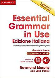 Dernières parutions dans Essential Grammar in Use, Essential Grammar in Use - Italian Edition - Book with Answers and Interactive eBook