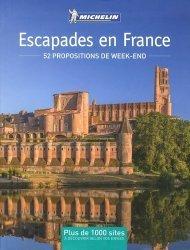Nouvelle édition Escapades en France