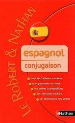 Dernières parutions dans Le Robert et Nathan, Espagnol conjugaison
