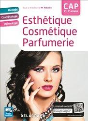 Dernières parutions sur CAP - BP Esthétique cosmétique, Esthétique Cosmétique Parfumerie CAP élève 2017
