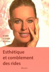 Souvent acheté avec Guide de l'examen clinique et du diagnostic en dermatologie, le Esthétique et traitement des rides