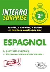 Dernières parutions dans Interro surprise, Espagnol 2de