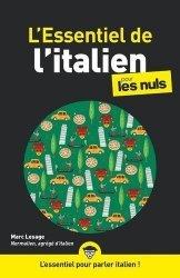 Dernières parutions dans Hors Collection, Essentiel de l'italien pour les nuls, 2eme edition