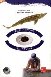 Nouvelle édition Esturgeons et caviar