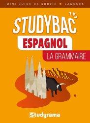 Dernières parutions sur Grammaire-Conjugaison-Orthographe, Espagnol : La grammaire
