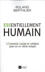 Dernières parutions sur Économie et politiques de l'écologie, Essentiellement Humain