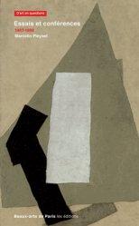 Dernières parutions dans D'art en questions, Essais et conférences (1987-1998)