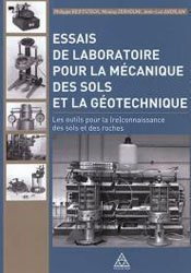 Souvent acheté avec Géotechnique, le Essais de laboratoire pour la mécanique des sols et la geotechnique
