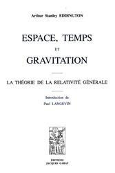 Dernières parutions sur Théorie de la relativité, Espace, temps et gravitation