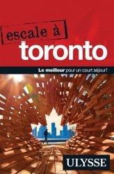 Dernières parutions dans Escale, Escale à Toronto