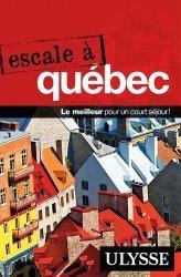Dernières parutions dans Escale, Escale au Québec
