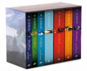Dernières parutions sur Harry Potter en espagnol, Estuche Harry Potter - Serie Completa