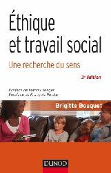 Dernières parutions dans Santé Social, Éthique et travail social